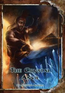 The Crystal Anvil Cover