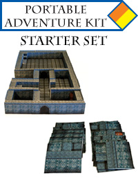 Portable Adventure Kit - Starter Kit