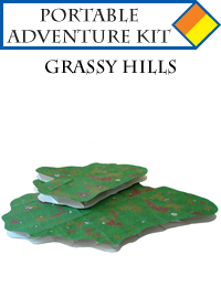 Portable Adventure Kit - Grassy Hills