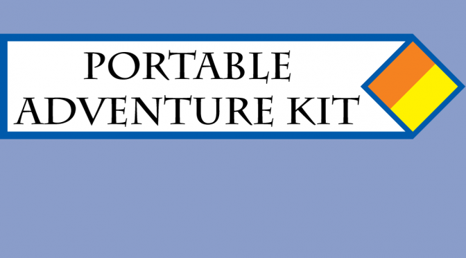 Portable Adventure Kit Logo